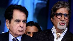Two Icons, Amitabh Bachchan And Dilip Kumar, Have Been Awarded The Padma