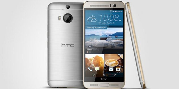 HTC One M9 Plus Goes Official: 5.2-inch 2K Display, Duo Cameras, Fingerprint