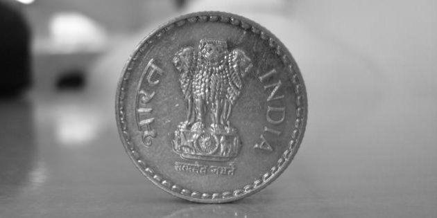 Indian Five Rupee