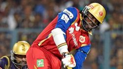 IPL 8: Gayle Scripts Win For Royal Challengers Over Knight