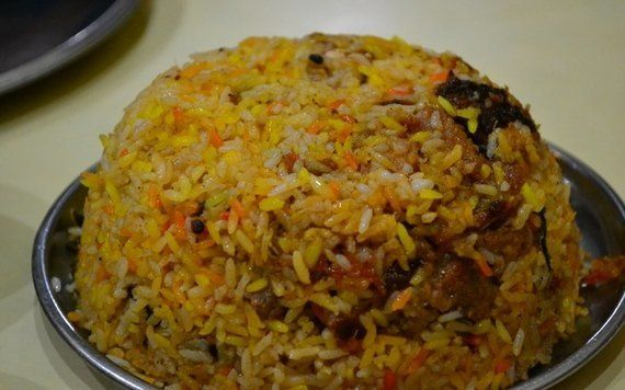 Bangalore's Most Memorable Biryani