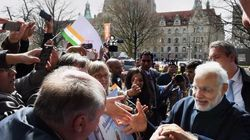 Narendra Modi Arrives In Germany For Second Leg Of Three-Nation
