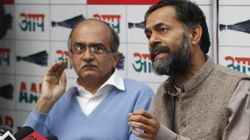 AAP Controversy: Yadav, Prashant Bhushan To Hold 'Samwad Swaraj' Meeting