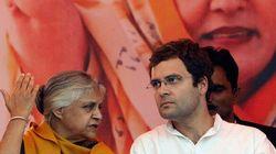Misquoted? Sheila Dikshit Denies Criticising Rahul Gandhi's Leadership