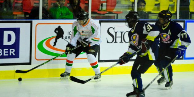 Crowdfunding Saves The Day For Struggling Indian Ice Hockey