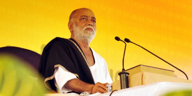 Attending Satsang Can Bring Down Instances Of Rape, Says Gujarati Spiritual