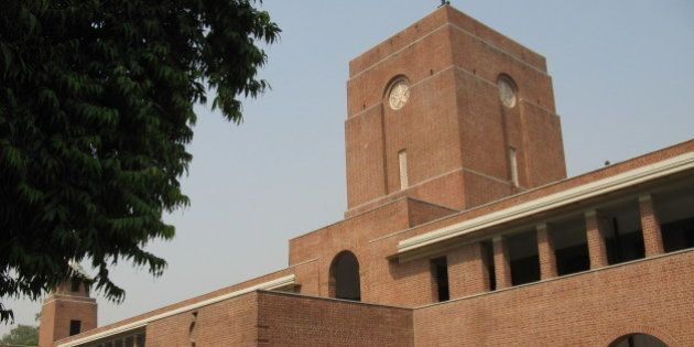 St. Stephen's College, Delhi. Main