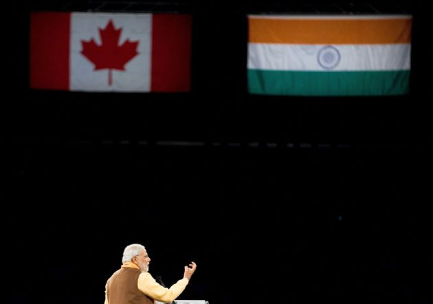 Modi Says His Visit To Canada Will Herald A New Era For Indo-Canadian