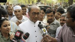 Digvijay Singh Slams Obama's Praise For