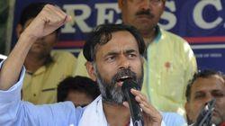 Yogendra Yadav Mocks AAP Show Cause Notice On