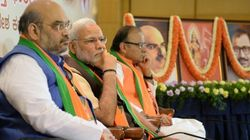 BJP Gets Over 10 Cr Members, Reportedly Becomes The Largest Political Party In The