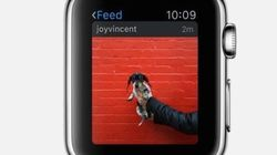 Instagram For Apple Watch Is Coming
