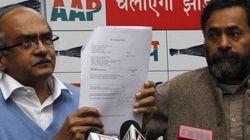 AAP Is Khap, Say Prashant Bhushan And Yogendra Yadav After