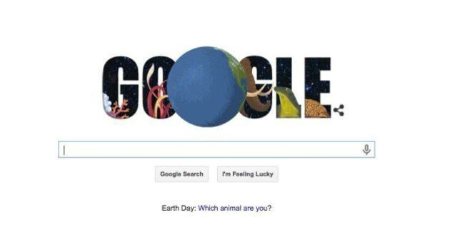 Google's Earth Day Doodle: Which Animal Are