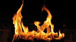 Gang-Raped Teen Sets Herself Ablaze In
