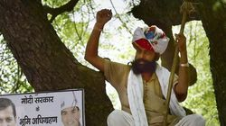 What We Know About The Farmer Who Committed Suicide At AAP