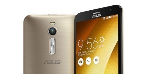 Asus Zenfone 2: World's First 4 GB RAM Smartphone Launched In India, Starts At Rs.