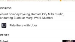 Zomato Ties Up With Uber To Let You Book Cabs To