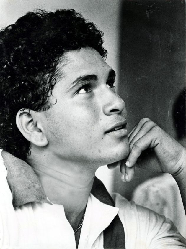 Happy Birthday Sachin Tendulkar: Vintage Photos Of The Nation's Most Loved Sports Star Who Turns