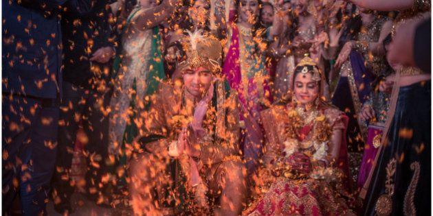 From Kashmir To Kanyakumari: The Glory Of Indian Weddings In