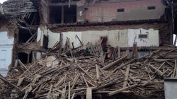 Earthquake Devastation: 17 Die, 48 Hurt As A Roof And Wall Collapses In