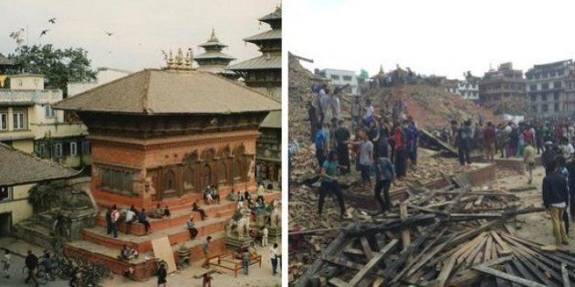 Nepal Earthquake Has Caused Irreplaceable Loss To The Country's