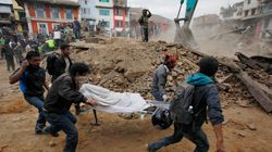Rescuers Dig For Quake Survivors As Toll Exceeds 2,200, Big Aftershock