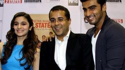 People Can't Stop Talking About Chetan Bhagat's TV Debut--For The Wrong