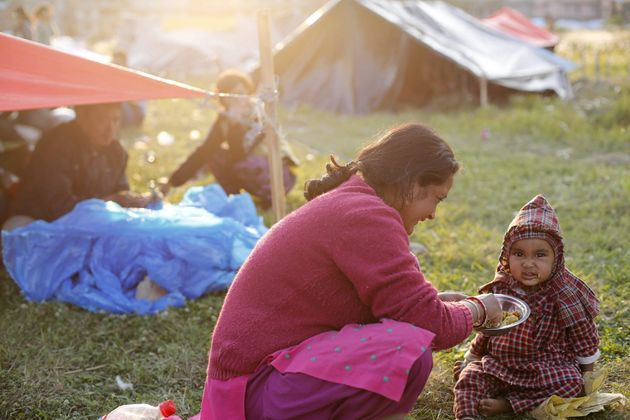 Angry Nepalis Wait For Quake Help As Death Toll Passes