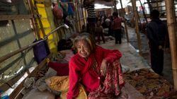 PHOTOS: Nepal Waits For Aid As Death Toll Crosses