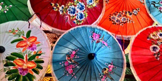 Photoblog: Unfurling The Umbrellas Of Chiang