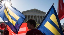 After Historic Arguments, US Supreme Court To Rule On Same-Sex