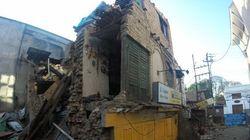 Here's What Kathmandu Looks Like After The Devastating M7.8