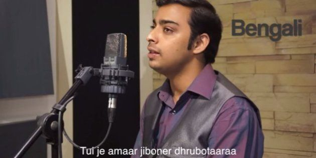 WATCH: 'Tum Hi Ho' Sung By One Guy In Ten Indian