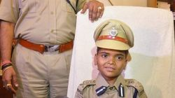 How 10-Year-Old Girish Sharma Became Jaipur's Police Chief For A