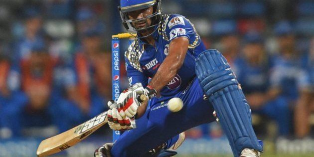 IPL 2015: Mumbai Indians Seal Win Over Rajasthan