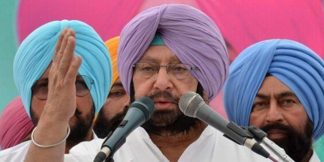 Former chief minister of the Indian state of Punjab and Congress Party candidate for Amritsar's parliamentary...