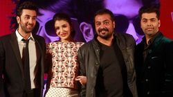 Ranbir Kapoor And Anurag Kashyap Are Totes Smitten By Each Other, Going By This
