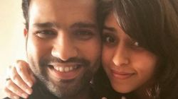 Rohit Sharma's Tweet About His Engagement To BFF Ritika Sajdeh Is Unbearably