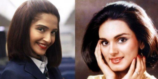 Sonam Kapoor Is Playing Slain Air-Hostess Neerja Bhanot, Whose Bravery Saved Many