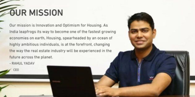 Housing.com CEO Rahul Yadav Quits; Pens The Most Badass Resignation