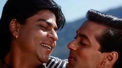 Pyaar Ka Bandhan: Night Before Verdict, SRK Showed Up At Salman's Place For Moral