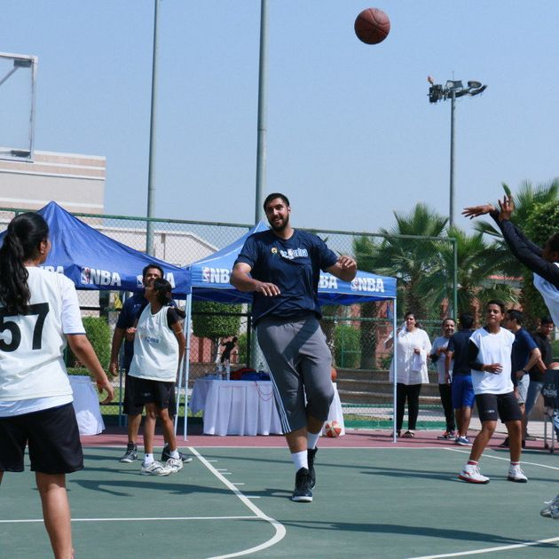 'I'm Going To Play B'ball Till My Body Gives Up On Me', Says NBA's First Indian Player Sim