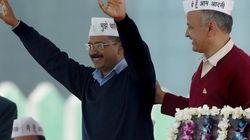 AAP Revamps Top Team, Kejriwal Loyalists
