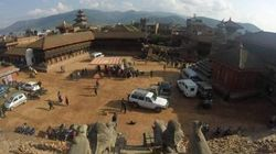 How Drones Are Helping Save Nepal's UNESCO Heritage