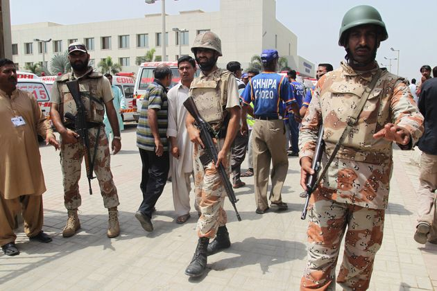 Karachi Bus Attack: Motorcycle Gunmen Target Minority Ismaili Community; Kill 43