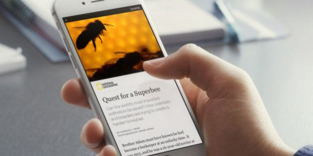 Facebook Bolsters News Feed With Instant
