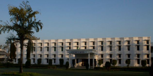 Morning in Aligarh Muslim University