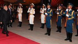 Modi Arrives In Beijing; Delegation-Level Talks Later In The