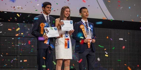 Indian American Teen Wins 'Young Scientist' Award For Inventing Device That Shuts Down Undersea Oil